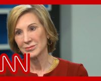 Carly Fiorina 'wept as I watched president forcibly reject every plea for empathy'