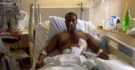 Man shot in CHOP wants to sue cops for not responding: Just one problem by Ben Bowles
