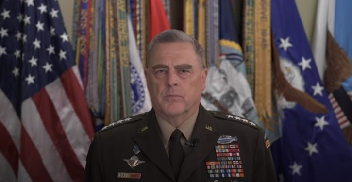 Open letter to General Milley re duties in case of POTUS refusing to leave office