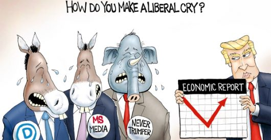 Cartoon of the Day: Good grief by A. F. Branco