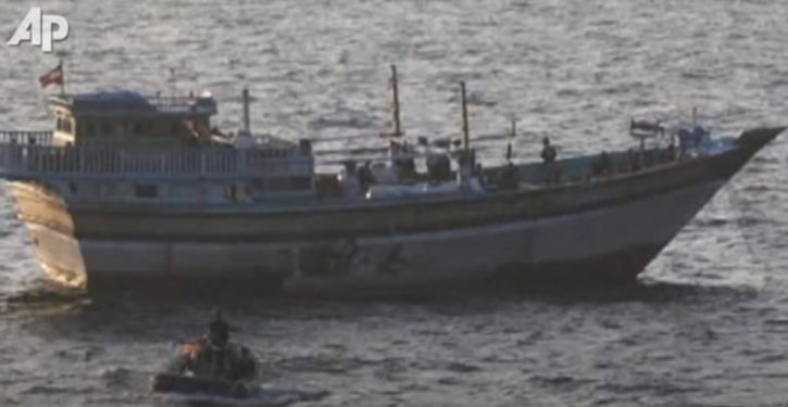 Saudi Arabia reports forcing three Iranian boats out of its waters