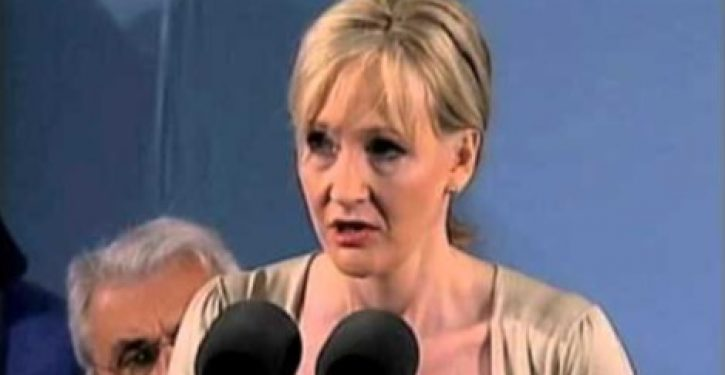 Publishing staff protesting publication of J.K. Rowling's new book because she is 'transphobic'