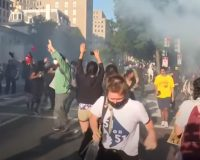 Associated Press explains difference between a riot and a riot