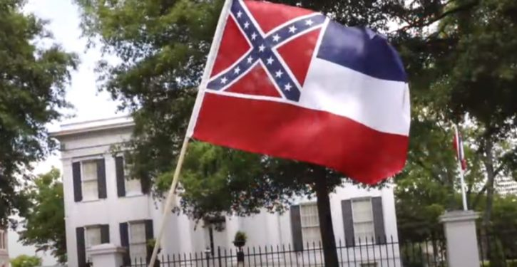 Mississippi legislature votes to begin process for altering state flag