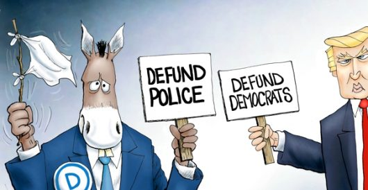 Cartoon of the Day: Unconditional surrender by A. F. Branco