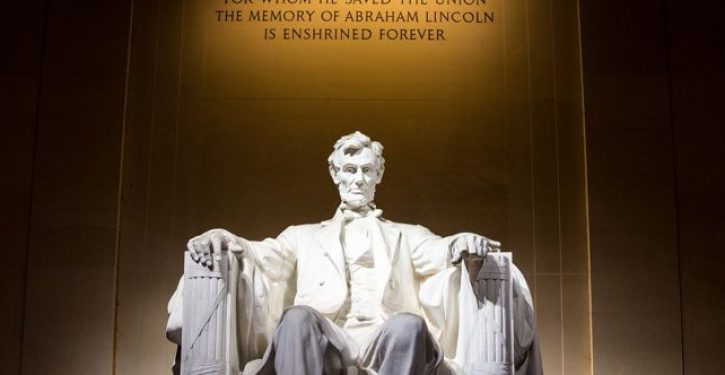 San Francisco has excuse for renaming Abraham Lincoln HS and it's really good