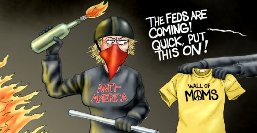 Cartoon of the Day: Commie Dearest by A. F. Branco