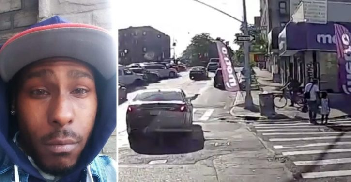 Horrific video shows dad shot dead in Bronx while holding 6-year-old daughter's hand