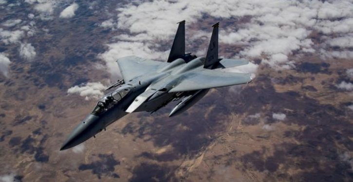Iran vows to 'make Americans regret' approaching sanctioned airliner with F-15 over Syria