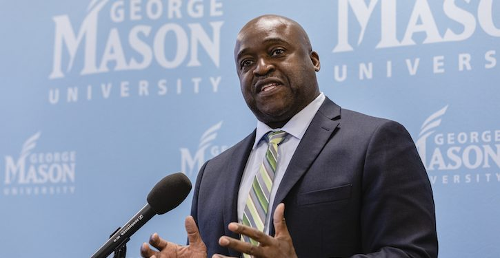 George Mason University may discriminate based on race in unconstitutional ways