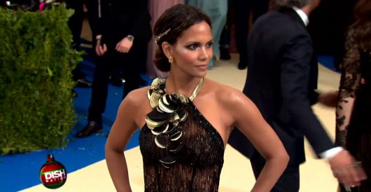 Halle Berry apologizes for even thinking about playing a transgender man by Howard Portnoy