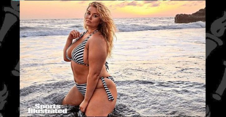 Sports Illustrate boasts 'curviest model ever' for swimsuit edition