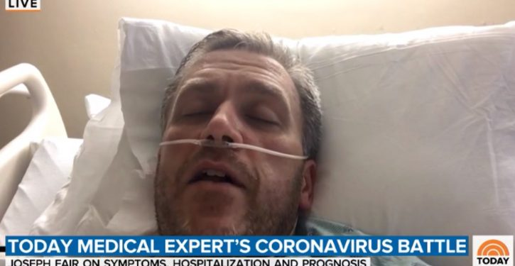NBC health expert, reported by network as coronavirus case, tested negative for it five times
