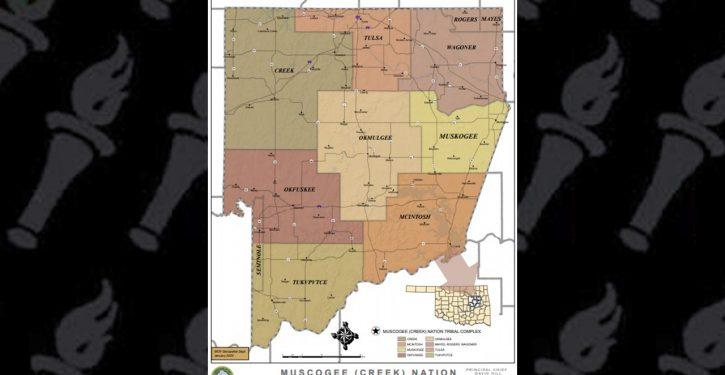 SCOTUS rules Creek Nation retains 1800s-era jurisdiction in big chunk of Oklahoma land