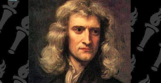 Time to cancel Isaac Newton and 'decolonize' physics by Ben Bowles