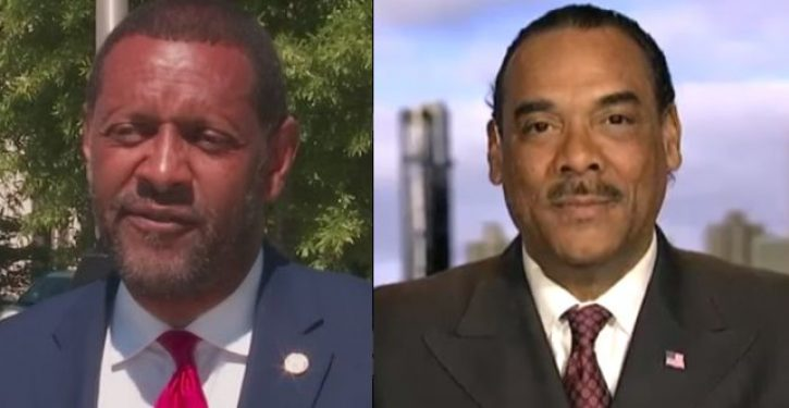 Pro-Trump black pols asked in same week whether they're being paid to back Trump