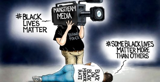 Cartoon of the Day: What matters most by A. F. Branco
