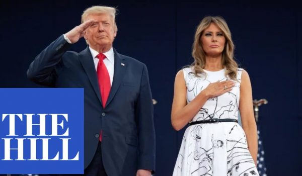With the delivery of Trump's 4th of July speech, the battle lines have been drawn by Ben Bowles