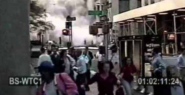 Man photographed fleeing collapsing WTC on 9/11 dies from COVID-19