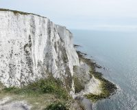 Yes, a Change.org petition sought to change the name of the White Cliffs of Dover to 'BLM Cliffs of Dover'