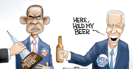 Cartoon of the Day: And the next possible contender for the title is… by A. F. Branco