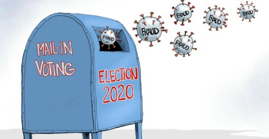 Cartoon of the Day: Pandora's Box by A. F. Branco