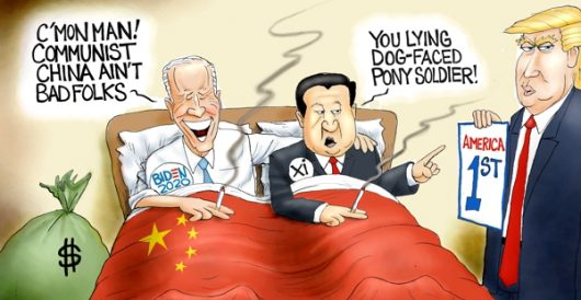 Cartoon of the Day: Bed buds by A. F. Branco