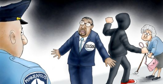 Cartoon of the Day: Who needs police? by A. F. Branco
