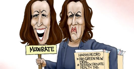 Cartoon of the Day: Head fake by A. F. Branco