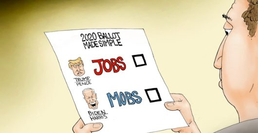 Cartoon of the Day: 'Voting for Dummies' by A. F. Branco