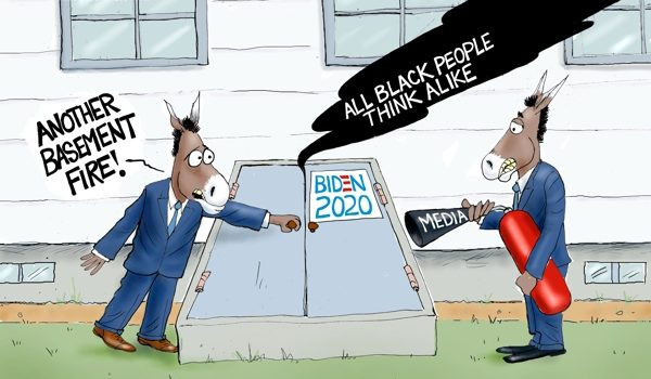 Cartoon of the Day: Where there's smoke by A. F. Branco