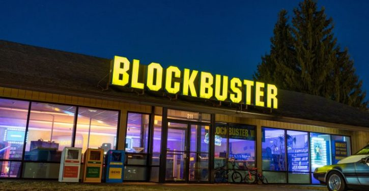 Post Office is a Blockbuster service in a Netflix world