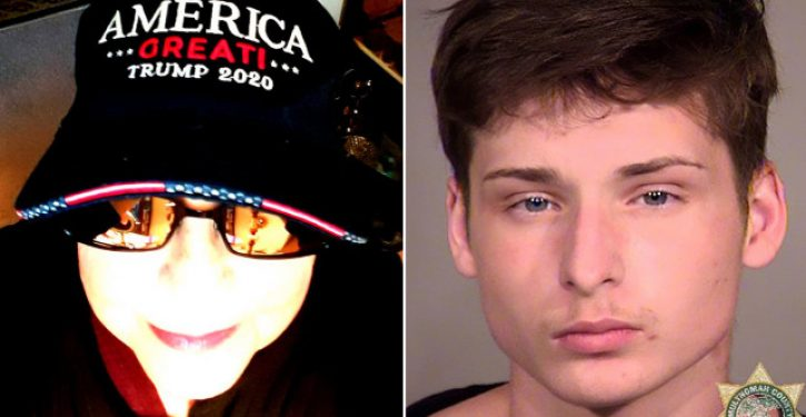Trump-loving grandma outs Portland 'bomber' to feds — and it's her own grandson