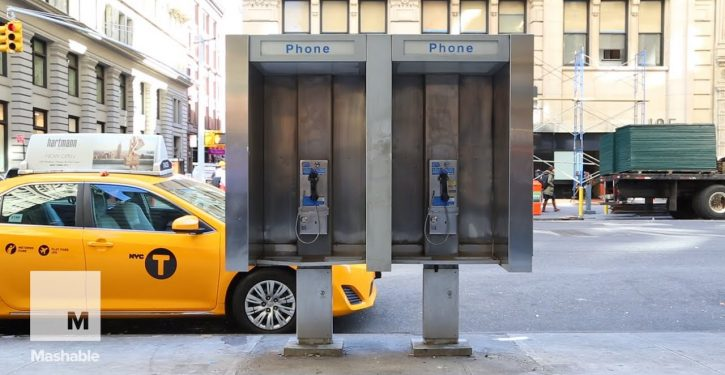 NYC's ancient payphone booths now seeing new life as places to shoot heroin