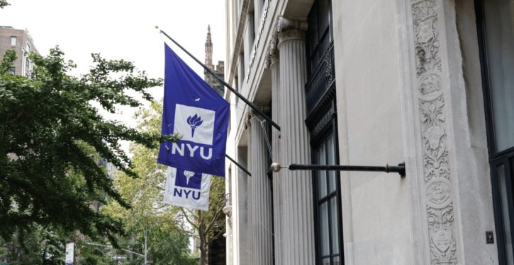 New York University moves to implement racial segregation in student dorms
