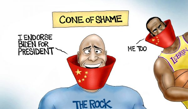 Cartoon of the Day: Rock the Vote by A. F. Branco