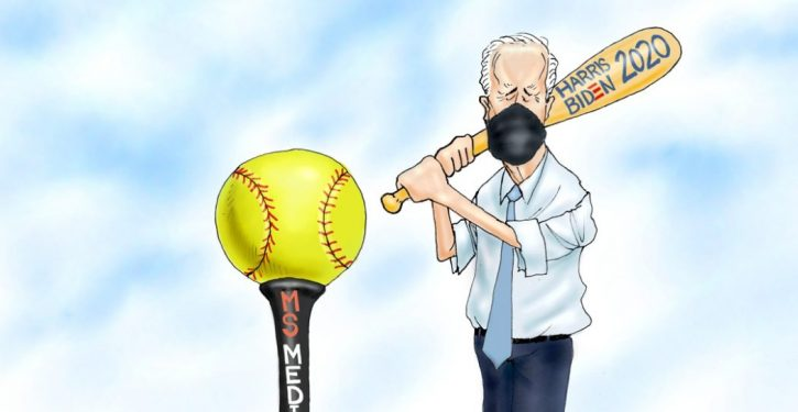 Cartoon of the Day: Softballs