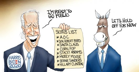 Cartoon of the Day: Short list by A. F. Branco