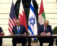 Iraqi government issues arrest warrants for proponents of peace with Israel