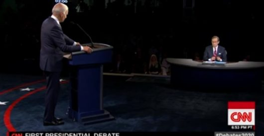 Was Joe Biden wearing a 'wire' during last night's debate? by Howard Portnoy