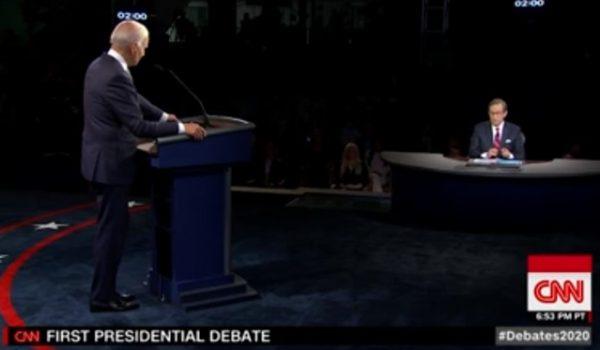 Was Joe Biden wearing a 'wire' during last night's debate? by Howard Portnoy