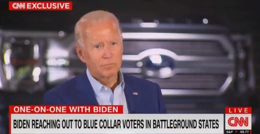 Is it his dementia or his ignorance? Either way, Biden is unaware N. Korea has nukes by Jeff Dunetz