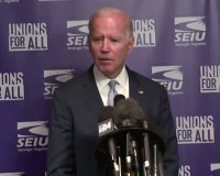 Watch Democratic nominee Biden implode when asked about newly unearthed Hunter dirt