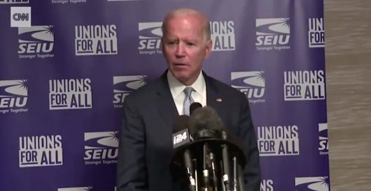 Watch Democratic nominee Biden implode when asked about newly unearthed Hunter dirt by Howard Portnoy