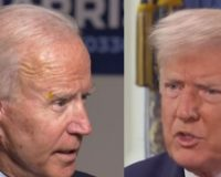 Biden refuses to be checked for earpieces during debates, wants two breaks