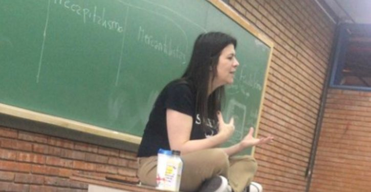 Virtual class watches in horror as professor dies on camera, reportedly of COVID-19