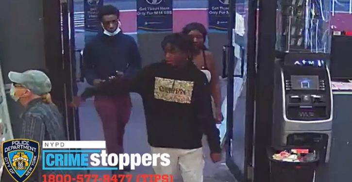 NYPD: Teens rob, punch 74-year-old woman in the East Village