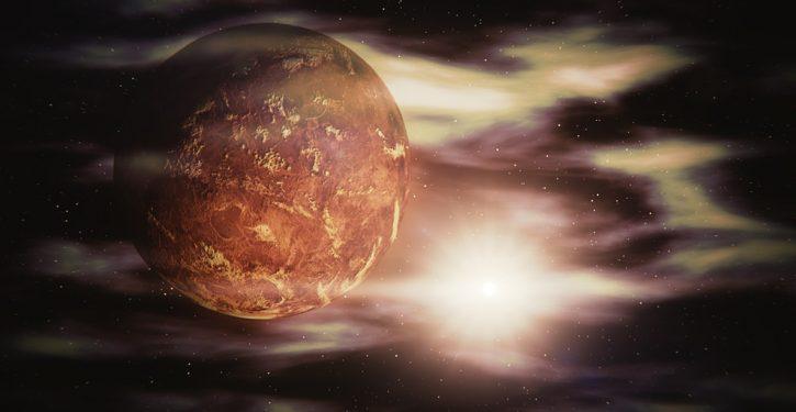 Russia: 'Venus is a Russian planet'