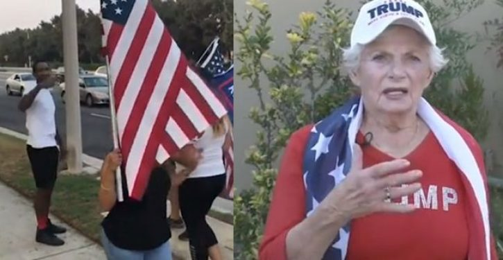 33-year-old postal worker punches 84 year-old woman for supporting Trump