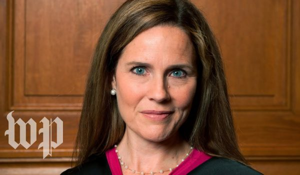 Democrats' joint message following Amy Coney Barrett's vote to keep Obamacare alive by Ben Bowles